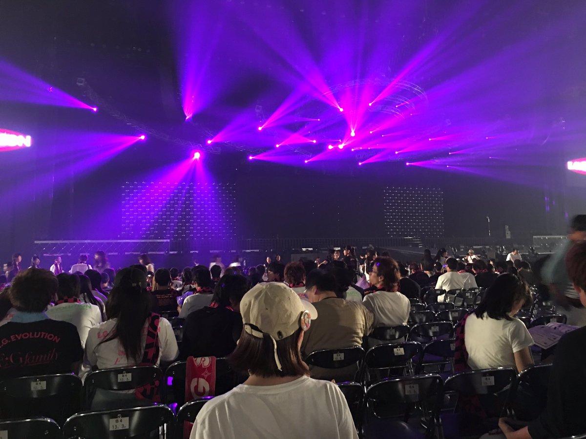 【E-girls】記念ライブ「E.G.EVOLUTION」さいたまスーパーアリーナ☆セトリ・レポ   mama Jocee