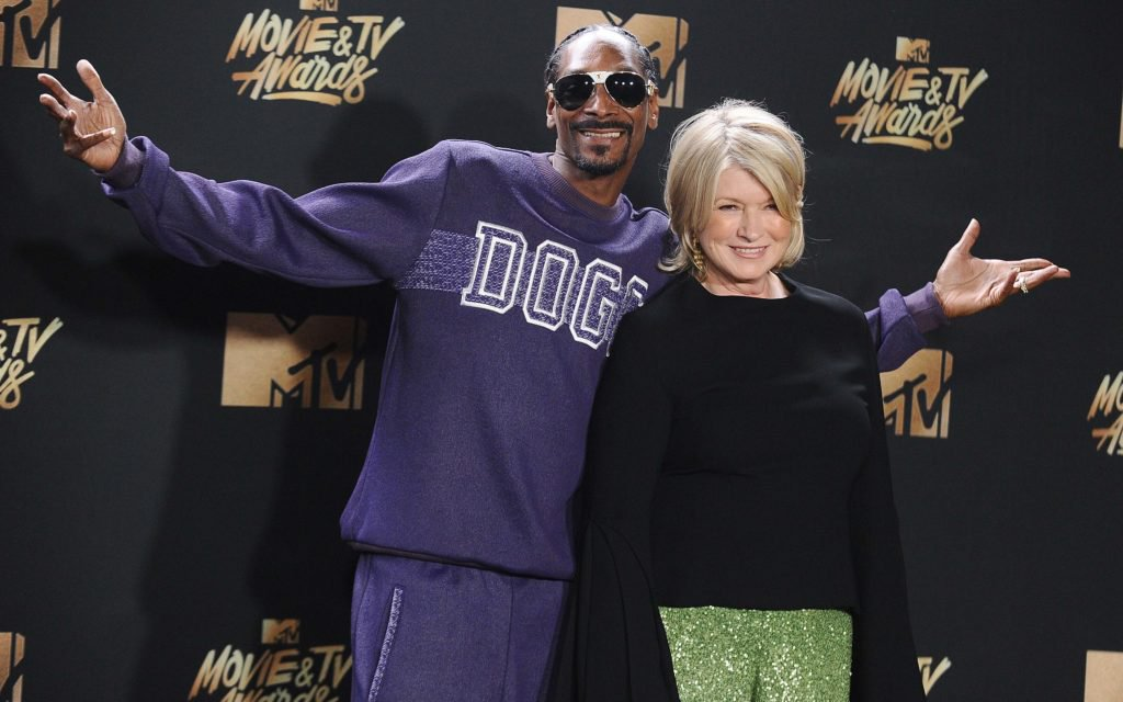 'Martha & Snoop's Potluck Dinner Party' Nominated for Emmy.