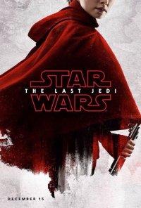 Nieuwe karakterposters van Star Wars VIII: The Last Jedi met Rey