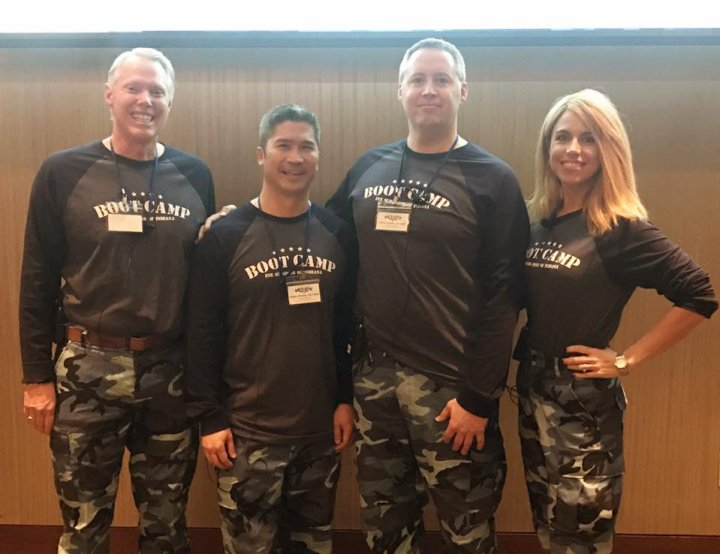 Dryeyecoach On Twitter Will Always Appreciate America S Finest Dryeye Experts At Eye Surgeons Of Indiana Dry Boot Camp