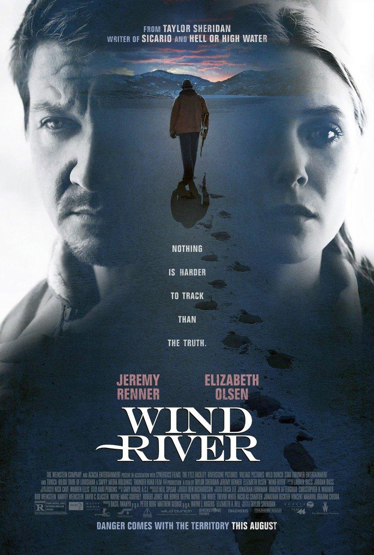 Jeremy Renner and Elizabeth Olsen