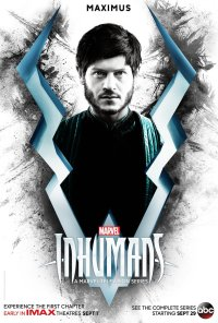 Inhumans karakterposters Maximus