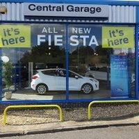 Central Garage Ford (@CentralGarageFd)