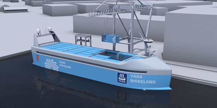 #Norway Takes Lead in Race to Build Autonomous Cargo Ships by @CostasParis  #AI #ML