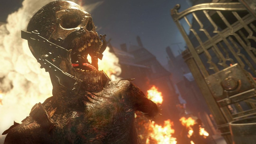 Call of Duty: WWII Nazi Zombies Mode Unveiled 5