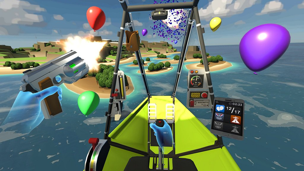 .@BitPlanetGames launches Ultrawings for Samsung #GearVR -