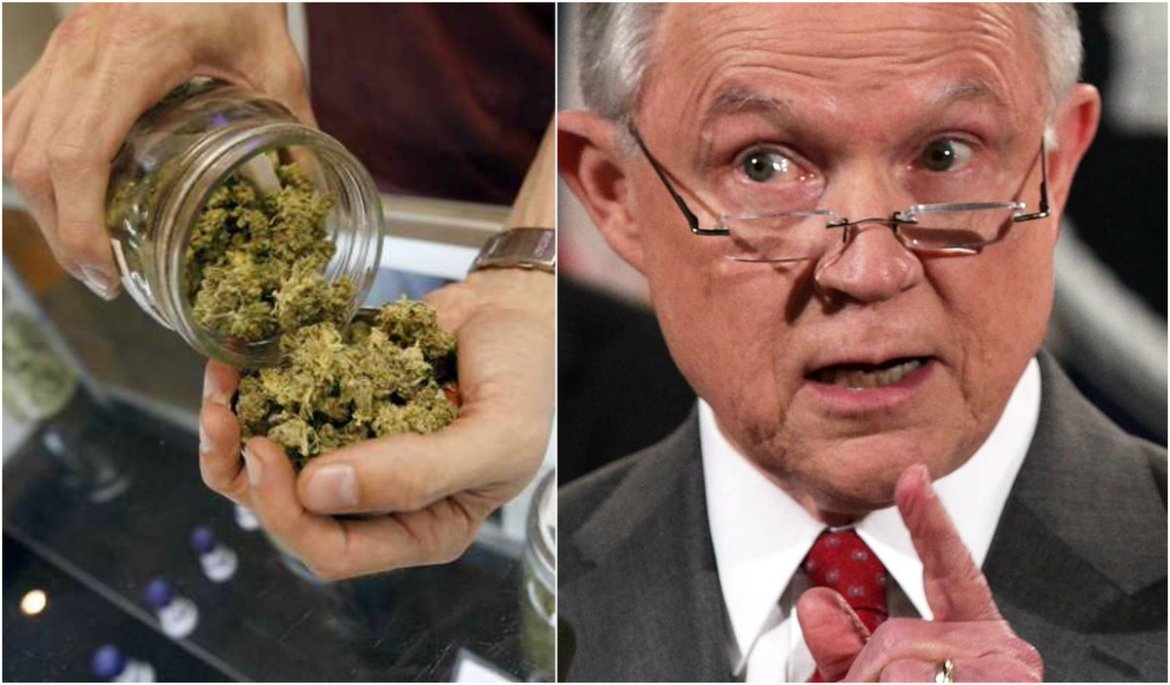 Jeff Sessions and the Great Cannabis Shakedown.