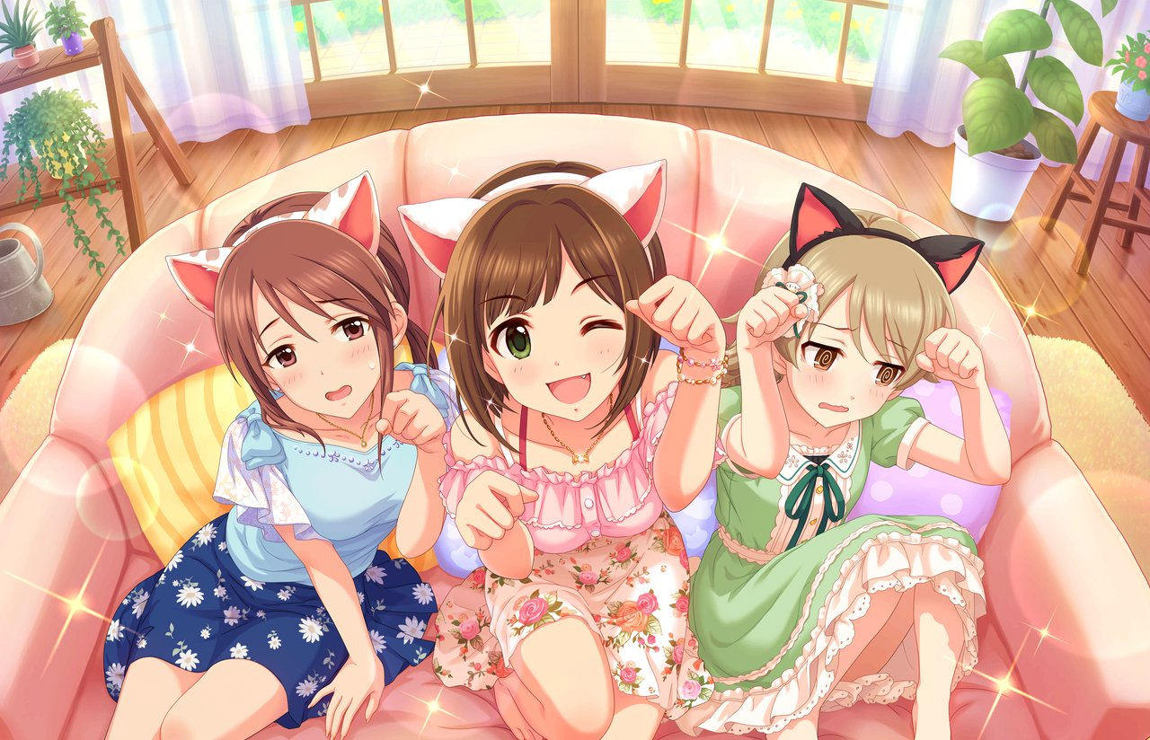 Christmas Idolmaster Wallpaper Cinderella Girls Cinderella Producers On Twitter Quot Sr Miku Maekawa Take Me