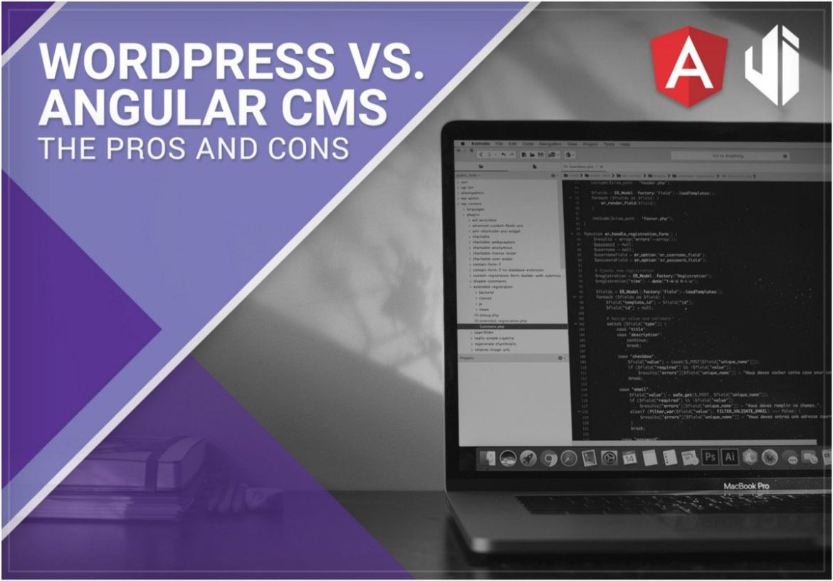 WordPress v Angular CMS: The Pros and Cons  #cms #angularjs