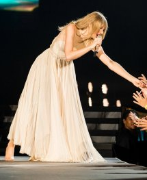 "Taylor Swift Polls Twitter "" Love Story Dress"