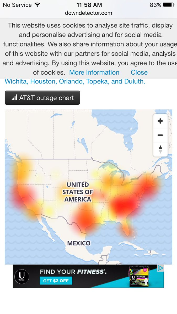 Att Uverse Outage Map : uverse, outage, S1mpl3_N0m4d, Twitter:,
