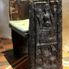 The Mermaid Chair Desk Knees James Kitto Photos On Twitter In Zennor Church