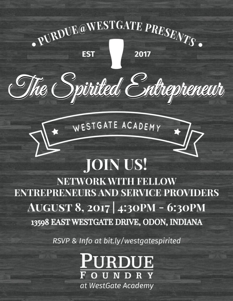 Bloomington Tech On Twitter Meet With Entrepreneurs And Startups For Networking Idea Exchange At The Spirited Entrepreneur Tomorrow Aug 8th