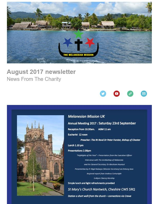 Are you subscribed to our regular newsletters? August issue out now.  https://t.co/6wZ3di2bIY
