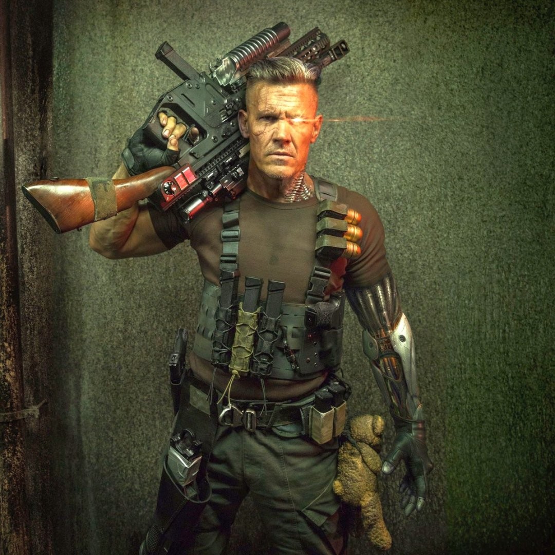 Cable from Deadpool 2