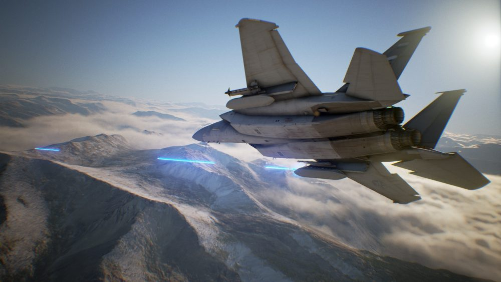 Ace Combat 7: Skies Unknown Gamescom 2017 Trailer