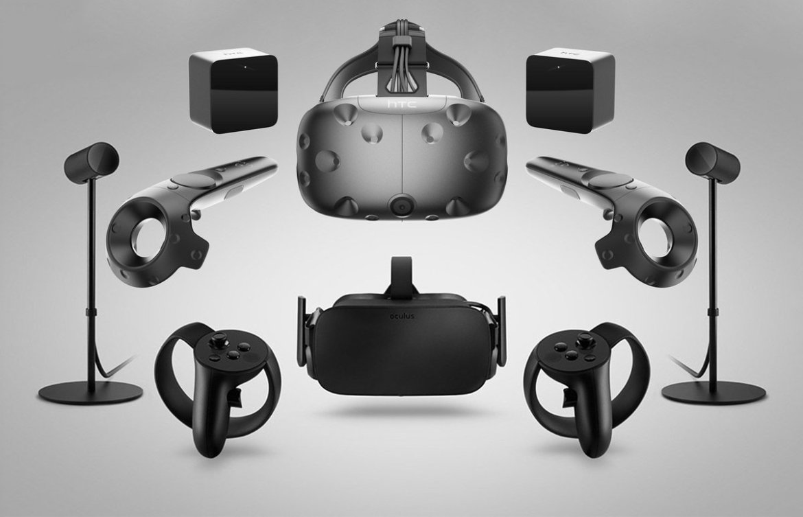 HTC Says Vive Price Drop Wasn't a Reaction to Oculus
