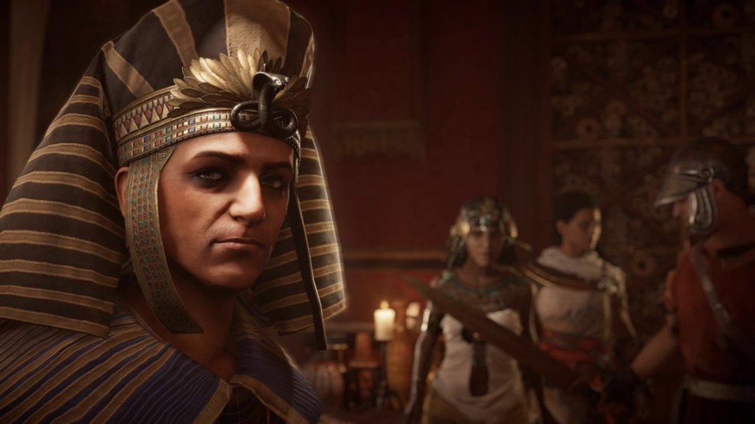 Assassin's Creed Origins Trailer