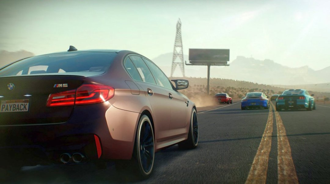 Need for Speed Payback Gamescom 2017 Trailer 6