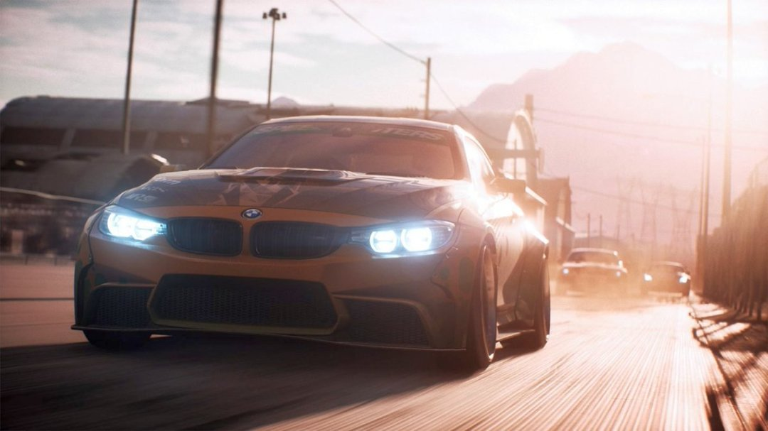 Need for Speed Payback Gamescom 2017 Trailer