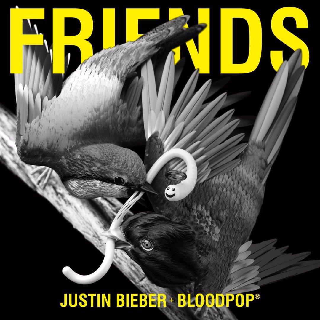 Justin Bieber & BloodPop Friends Lyrics
