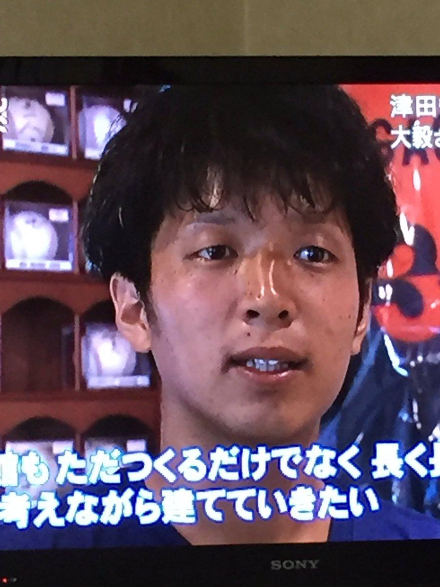 test ツイッターメディア - 津田恒美さんの息子さん大毅さん 東広島から、広島入り… よく似ておられますね(^-^) https://t.co/p5qvhIh1uH