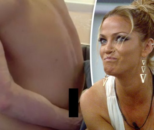 Celebrity Big Brother Xxx Sarah Harding Cheats Again As She Kisses Chad After Naked Massage