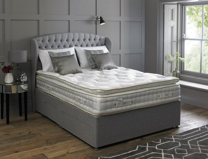 Relax In Luxurious Comfort Invest A Handmade Mattress From Our Hd Collection Http Www Hilarydeveycollection Co Uk The Luxury Mattresses