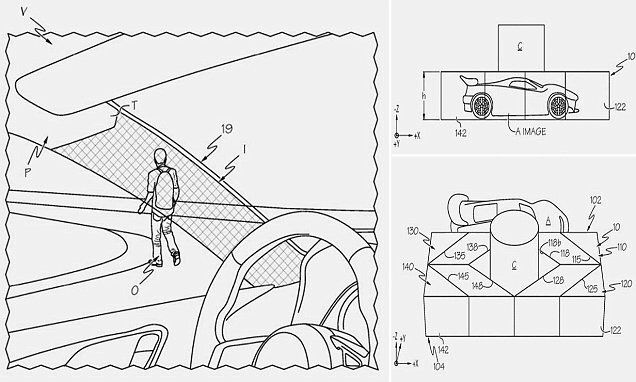 Is Toyota developing an INVISIBLE car?  #IoT #SmartCar