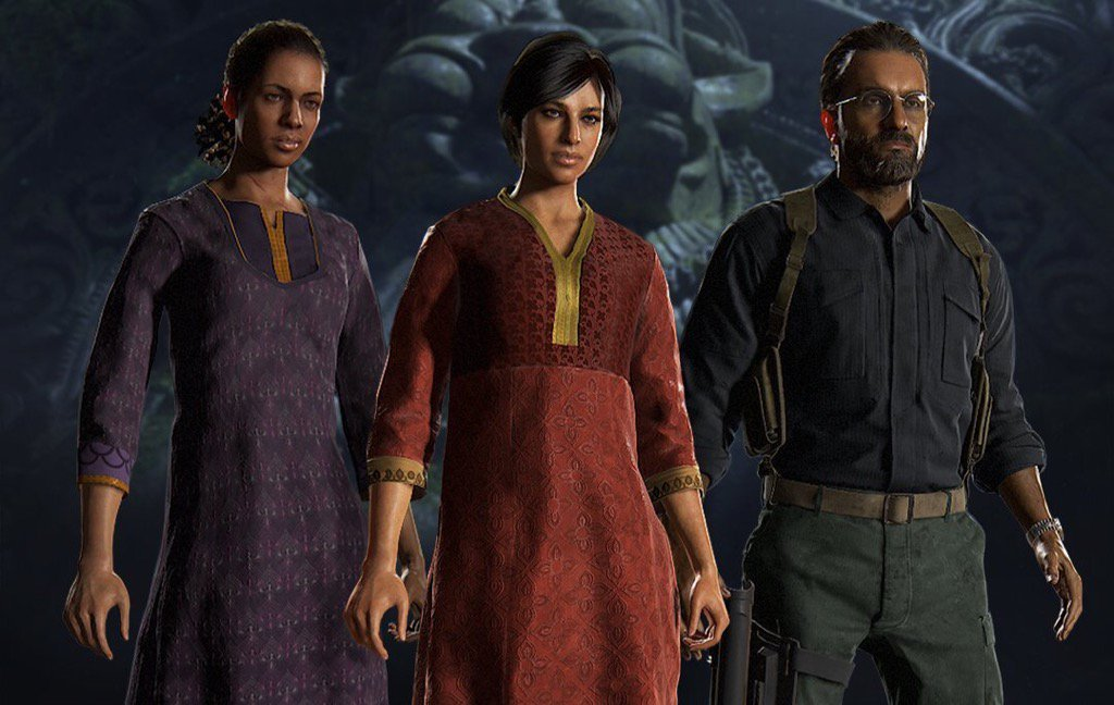 Uncharted: The Lost Legacy Survival Multiplayer Trailer 5