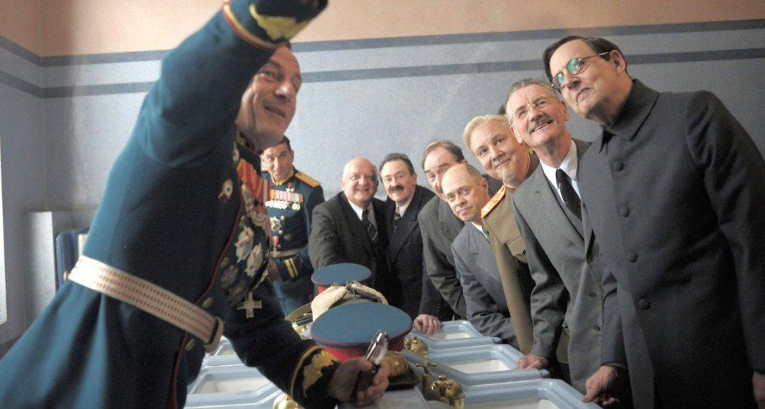 Armando Iannucci's The Death of Stalin International Trailer
