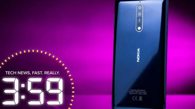 Is the Nokia 8 a worthy flagship phone? (The 3:59, Ep. 269) - CNET...