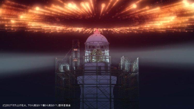 打ち上げ花火、下から見るか 横から見るか的圖片搜尋結果