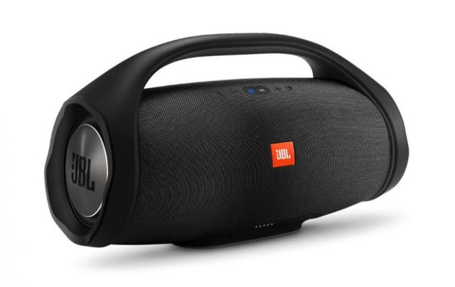 JBL's next boombox is waterproof and has 24 hours of battery life...