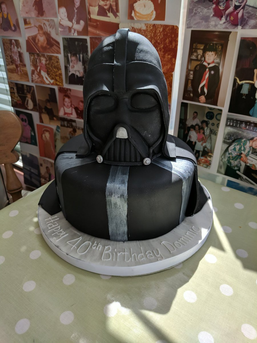 Dominic Howson On Twitter My Awesome 40th Birthday Cake