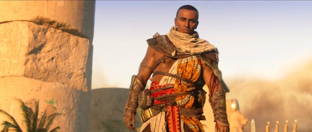 Assassin's Creed Origins Gamescom 2017 Cinematic Trailer 7