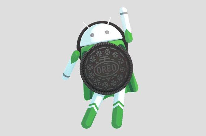 Android 8.0 dispositivos