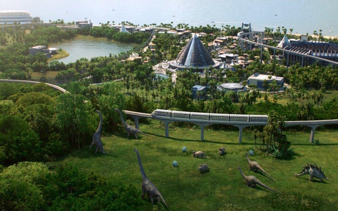 Jurassic World Evolution Announced