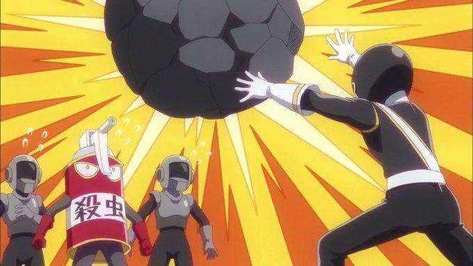 【NEW GAME!!】第9話 感想まとめ「シャツくらい着なよ!」 DI HSU7UEAAi8n3