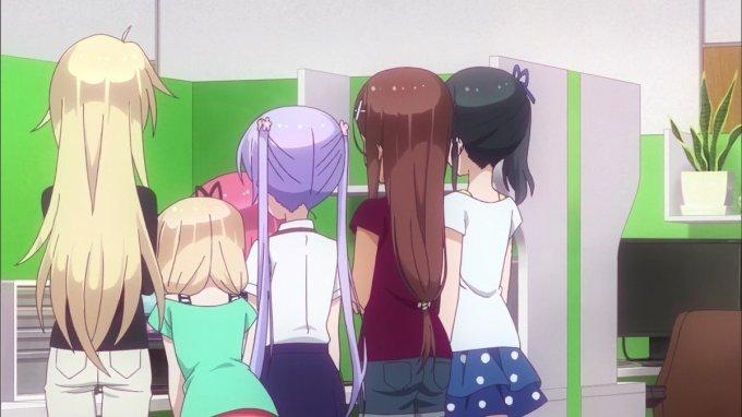【NEW GAME!!】第9話 感想まとめ「シャツくらい着なよ!」 DI KHOUUMAEv7mG