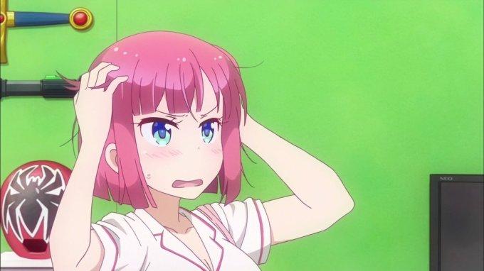 【NEW GAME!!】第9話 感想まとめ「シャツくらい着なよ!」 DI MyZcV4AIU1vU