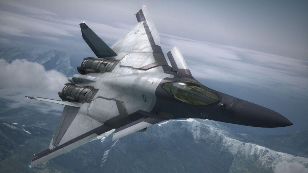 Ace Combat 7: Skies Unknown Gamescom 2017 Trailer 5
