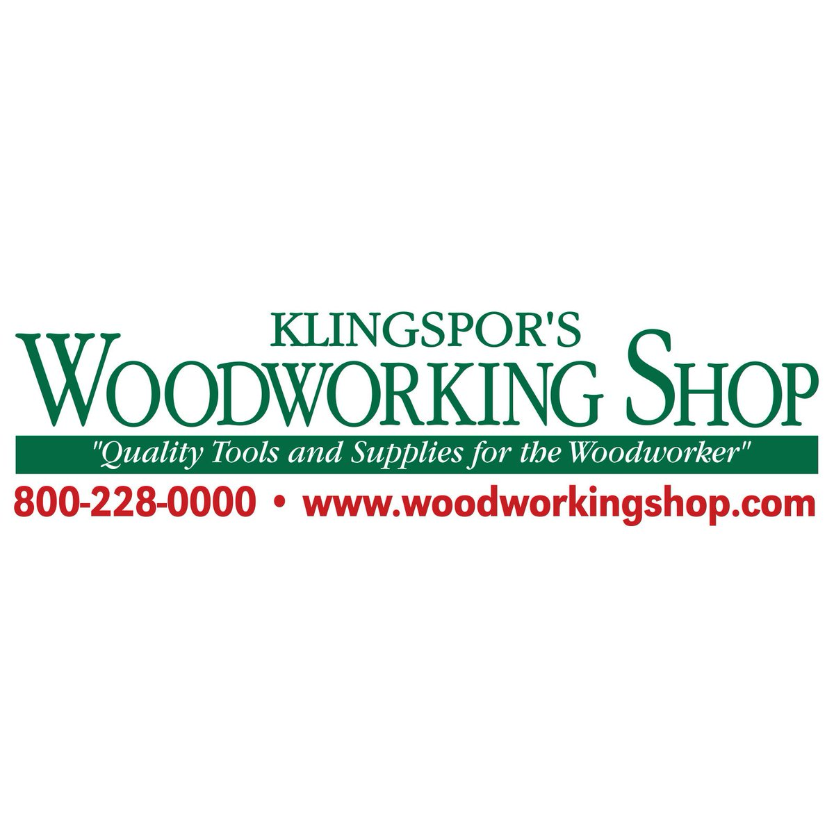 Klingspor Woodworking Shop