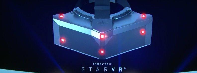 ZeroLight and StarVR bring #VR technology to @IFA_Berlin trade show -