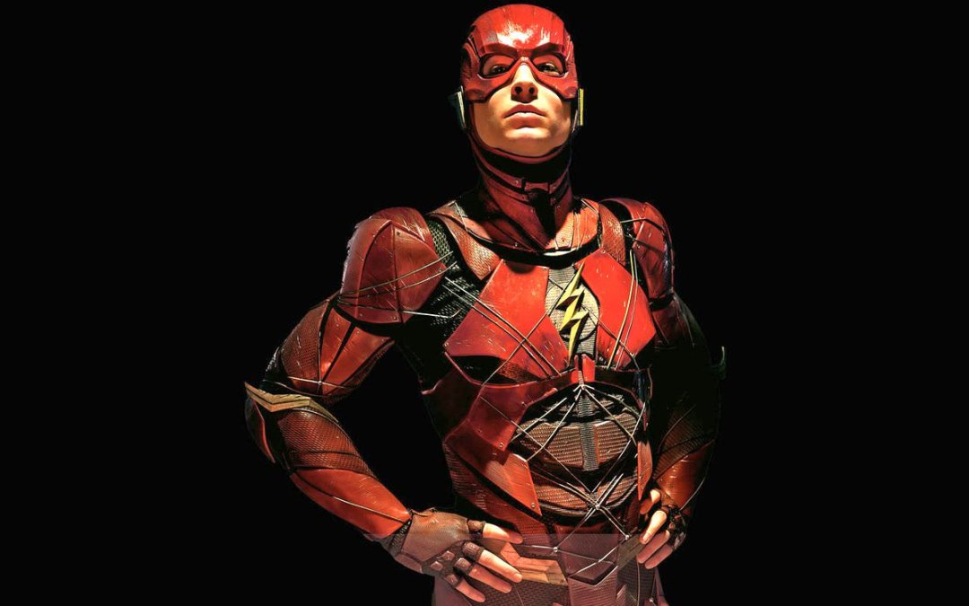 Ezra Miller as Flash