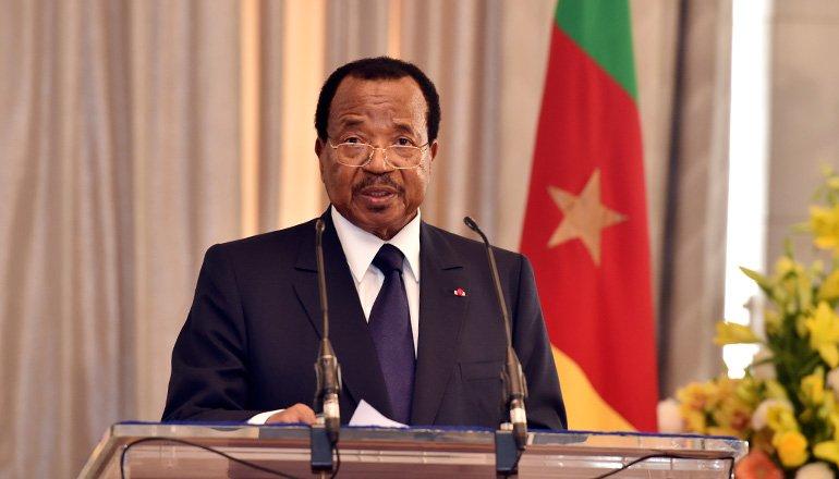 Image result for Paul Biya cameroun