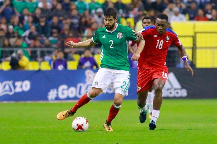 México vs Panamá goles