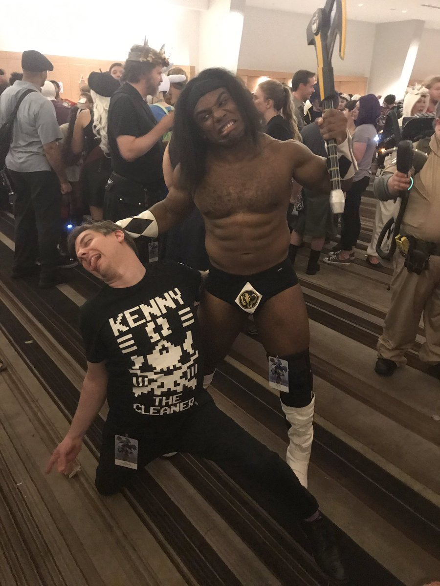 kenny omega on twitter