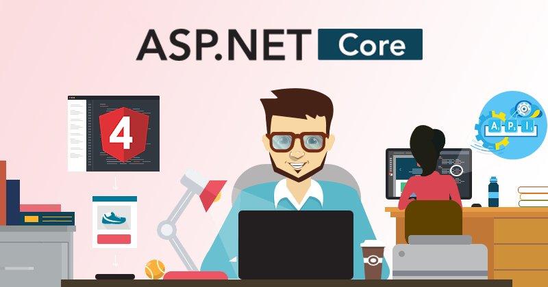 Getting Started With #ASPNETCore & #Angular4 Using #WEBAPI by @syedshanu3 cc @CsharpCorner