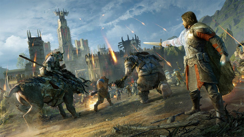 Middle-earth: Shadow of War Orc Tales Trailer